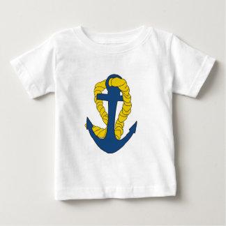 Anchors Away Baby T-Shirt