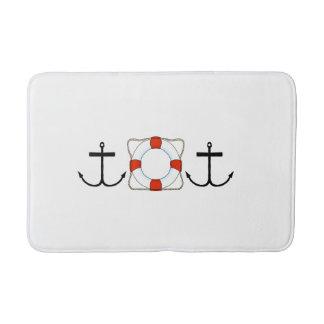 Anchors Away Bath Mat