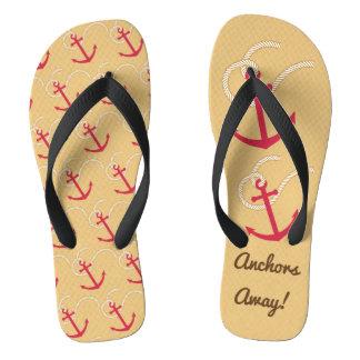 Anchors Away Thongs