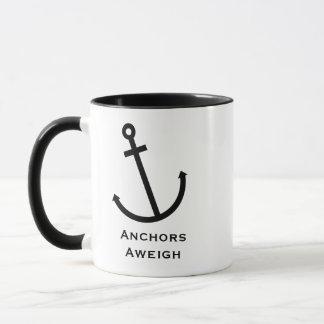 Anchors Aweigh Mug