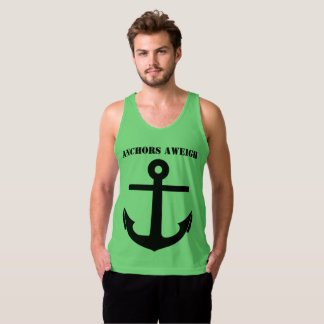 Anchors Aweigh Singlet