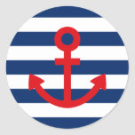 Anchors Aweigh Stickers