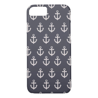 Anchors Gray iPhone 8/7 Case