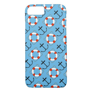 Anchors & Life Saver Cell Phone Case
