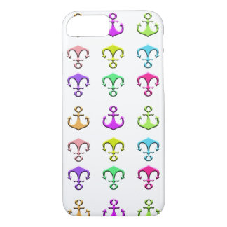 anchors of colors iPhone 8/7 case