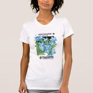 Anchusa Blue Bird, F. Lagomarsino & Sons T-Shirt