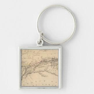 Ancient Africa or Libya I Keychains