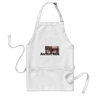 Ancient Asia Standard Apron