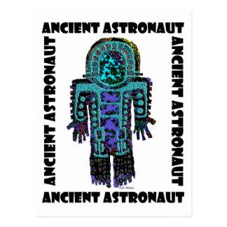 Ancient Astronaut Postcard