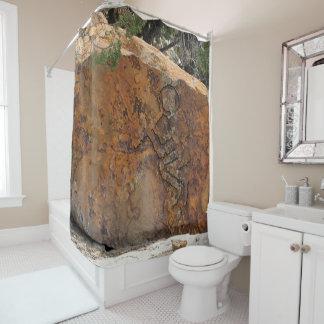 Ancient Astronaut Shower Curtain