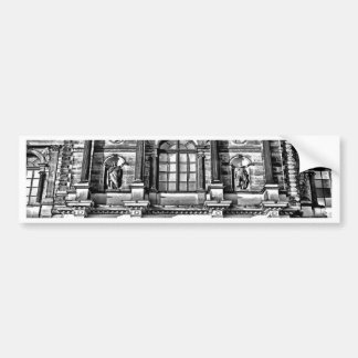 ancient beauty dresden germany building structure bumper sticker