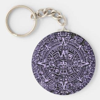 ancient calendar keychain
