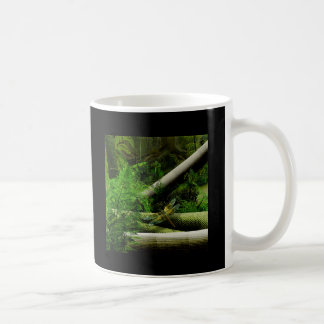 ancient Carboniferous forest Coffee Mug