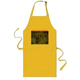 ancient Chinese secret apron