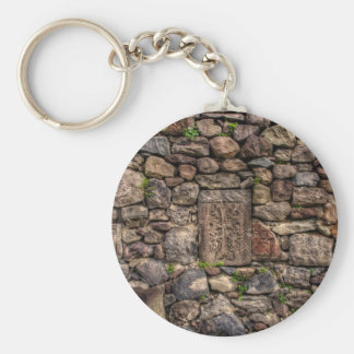 Ancient Christians 2 Basic Round Button Key Ring