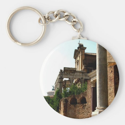 Ancient City Key Chain