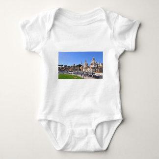 Ancient city of Rome, Italy Baby Bodysuit