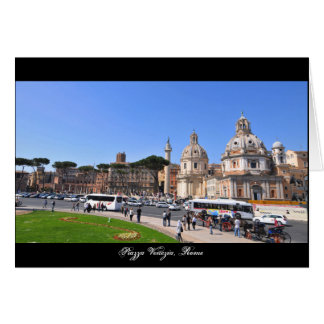 Ancient city of Rome, Italy Card