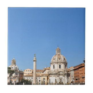 Ancient city of Rome, Italy Ceramic Tile