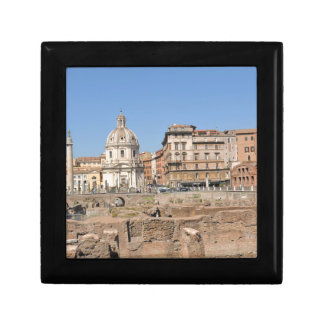 Ancient city of Rome, Italy Gift Box