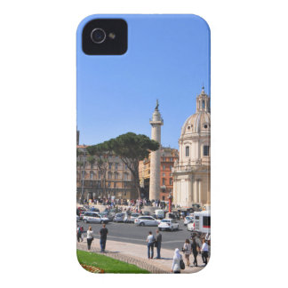 Ancient city of Rome, Italy iPhone 4 Case