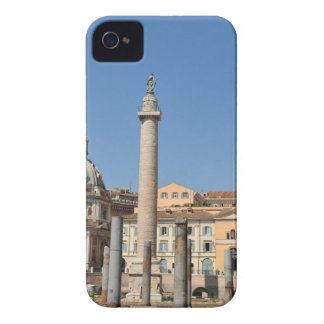 Ancient city of Rome, Italy iPhone 4 Case-Mate Cases