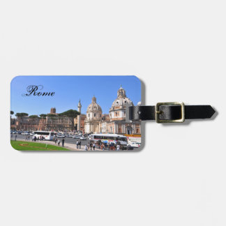 Ancient city of Rome, Italy Luggage Tag