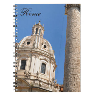 Ancient city of Rome, Italy Notebook