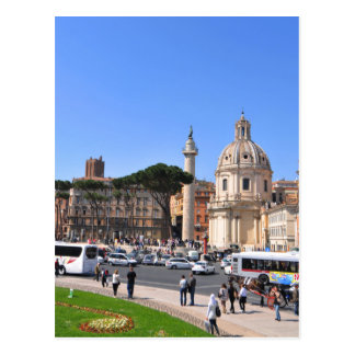 Ancient city of Rome, Italy Postcard