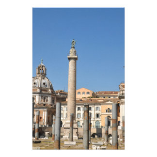 Ancient city of Rome, Italy Stationery