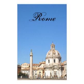 Ancient city of Rome, Italy Stationery
