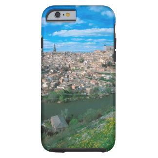 Ancient city of Toledo, Spain. Tough iPhone 6 Case