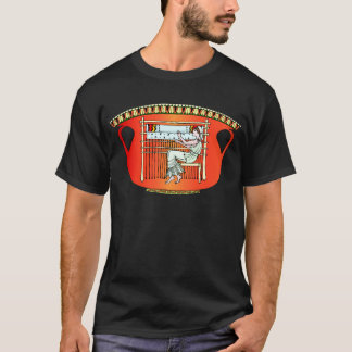 Ancient civilisation, designs from pottery T-Shirt