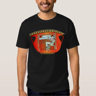 Ancient civilisation, designs from pottery t-shirts