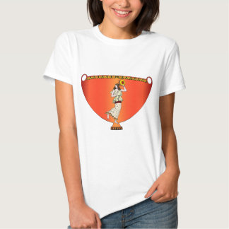 Ancient civilisation, designs from pottery tees