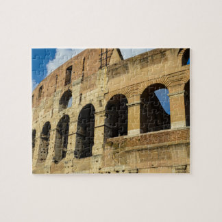 Ancient Colosseum in Rome, Italy Jigsaw Puzzle