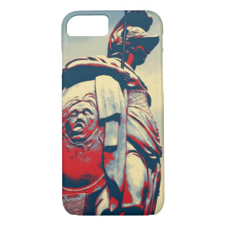 Ancient Colosseum Spartan Warrior Roman Gladiator iPhone 8/7 Case