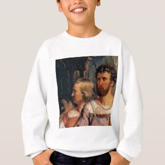 ancient couple sweatshirt
