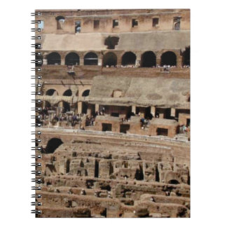 ancient crumble building notebooks