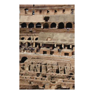 ancient crumble building stationery