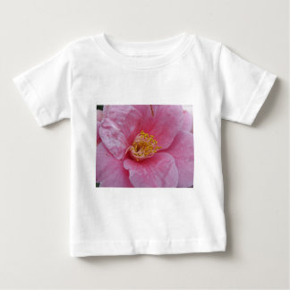 Ancient cultivar of Camellia japonica flower Baby T-Shirt