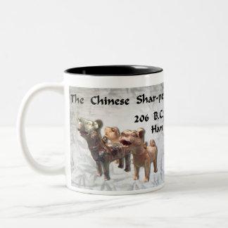 Ancient Dogs Mug