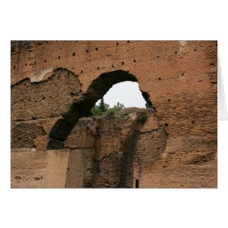 Ancient Doorway Card