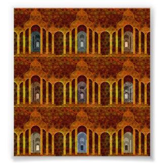 Ancient Doorways Art Print Art Photo