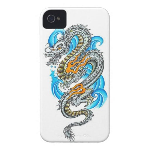 Ancient Dragon Blackberry Bold Cases