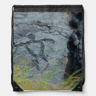 Ancient Drawstring Bag