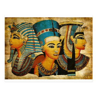 Ancient Egypt 3 Postcard