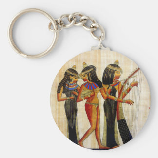 Ancient Egypt 7 Key Chain
