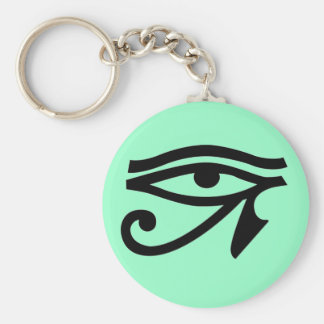 Ancient Egypt Eye Symbol Keychain