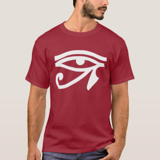 Ancient Egypt Eye Symbol Mens T-Shirt